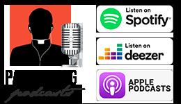 écoutez les podcasts de Padreblog